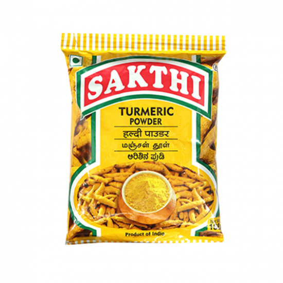 Picture of Sakthi Powder - Turmeric, 100 g Pouch