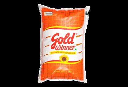 Picture of Gold Winner Sunflower Oil