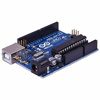 Picture of GROSSIL  Arduino UNO R3 SMD Development Board with USB cable